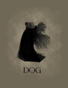 Dog Indi